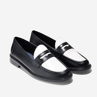 中亚Prime会员:COLE HAAN Pinch Campus Penny 女士乐福鞋