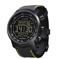 Suunto 颂拓 Elementum Terra Leather 元素之山雄系列登山腕表