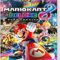 预售:Nintendo 任天堂 SWITCH 马里奥赛车8 豪华版