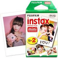 3元/张:FUJIFILM 富士 instax mini 拍立得相纸(20张)+ 梦幻樱桃小丸子 相纸(10张)
