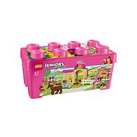 LEGO 乐高 Juniors 小拼砌师系列 10674 小马农场