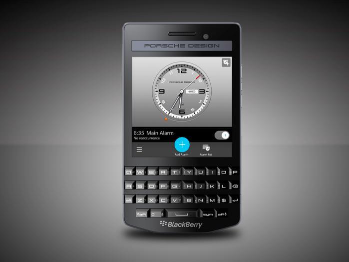BlackBerry 黑莓 PORSCHE DESIGN P'9983 智能手机