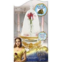 镇店之宝:Disney 迪士尼 美女与野兽电影版 Belle公主首饰盒