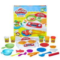 Play-Doh 培乐多 创意厨房系列 B9014 嗞嗞炉灶套装