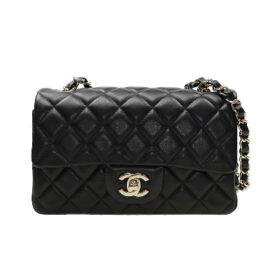 Chanel 香奈儿 Classic Flap系列 女士菱格单肩包