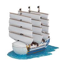 BANDAI 万代 海贼王船拼装模型手办 白胡子海贼船*2件