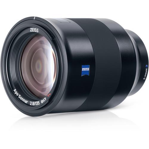 ZEISS 蔡司 Batis 135mm f/2.8 FE中长焦定焦镜头