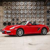 限地区、新用户福利:Porsche 保时捷 Boxster 2011款 2.9L 限量款