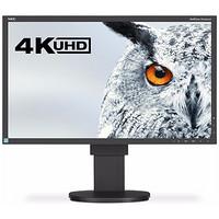 新低价:NEC 日电 EA244UHD 24英寸 4K 液晶 显示器