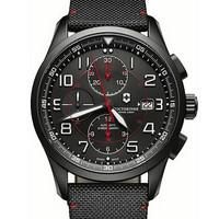 VICTORINOX 维氏 Airboss Black系列 241721 男士机械腕表