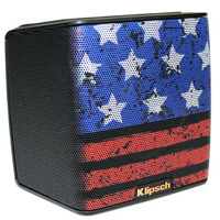 Klipsch 杰士 Groove 蓝牙音箱 Americana 限量配色