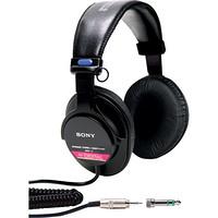SONY 索尼 MDR-V6 头戴式 监听耳机