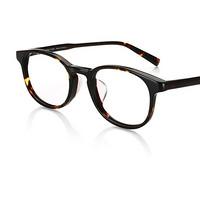 JINS 睛姿 MCF15A455 古典板材镜架