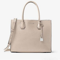 明星同款:Michael Kors studio Mercer Large 30F6GM9T3L 女士大号手提包