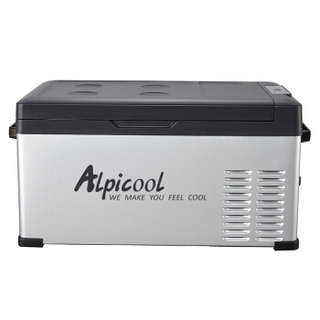 Alpicool 冰虎  C25 车载压缩机冰箱 25L