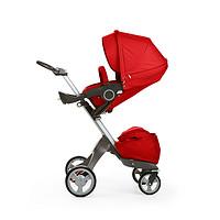 预售:STOKKE XPLORY 高景观 四轮婴童推车 (送遮阳伞)
