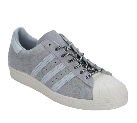 adidas 阿迪达斯 Originals Superstar 80s 男款 贝壳头 休闲运动鞋