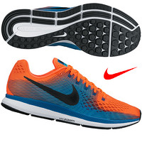 NIKE 耐克 AIR ZOOM PEGASUS 34 男子跑鞋 *2双 +ASICS 鞋袋