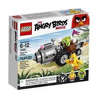 凑单品:LEGO 乐高Angry Birds 愤怒的小鸟系列 75821 小猪大逃亡
