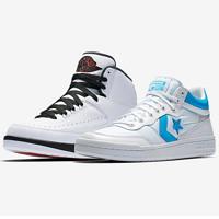 新品发售:AIR JORDAN 2 X CONVERSE Fastbreak Mid 篮球鞋套装