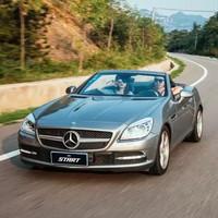 限北京、新用户福利:奔驰 2011款 SLK200 时尚型