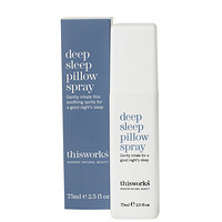 thisworks deep sleep pillow spray 深度助眠喷雾 *2件
