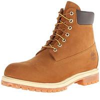 限尺码:Timberland 添柏岚 PREMIUM BOOT 6英寸工装靴