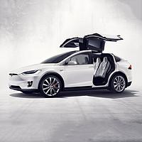 回头率爆表、限北京:TESLA 特斯拉 Model X