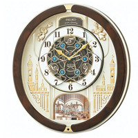 SEIKO CLOCK RE579B 电波挂钟