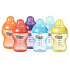 tommee tippee 汤美天地 Closer to Nature Fiesta PP奶瓶 260ml*6 *2件