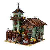 LEGO 乐高 Ideas系列 21310 怀旧渔屋