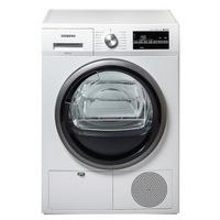 千元赠品:SIEMENS 西门子 WT46G4000W 干衣机 8公斤