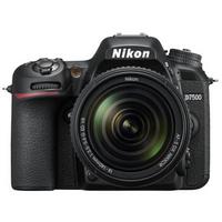 Nikon 尼康 D7500 数码 单反相机 单机身