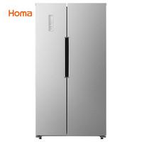 Homa 奥马 BCD-452WK 对开门冰箱 452升