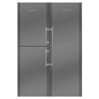 历史低价、再降价:liebherr 利勃海尔 SBSbs7353 对开门冰箱 726升