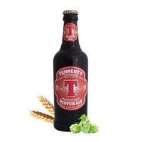 TENNENT'S 替牌 苏格兰艾尔啤酒 330ml*6瓶
