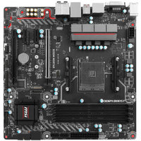 微星(MSI)B350M MORTAR主板(AMD B350/Socket AM4)