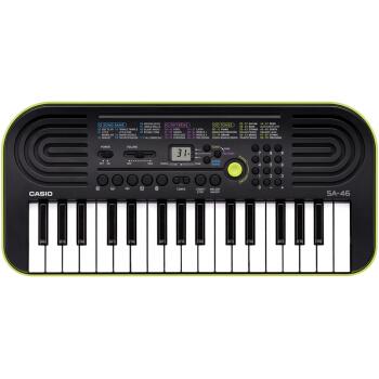 CASIO 卡西欧  SA-46 玩具电子琴