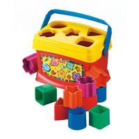 Fisher-Price 费雪 K7167 启蒙积木盒