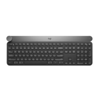 双11预售:Logitech 罗技 Craft 智能无线蓝牙键盘