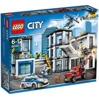 LEGO 乐高 城市系列 60141 警察总局