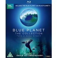 《BBC BLUE PLANET 蓝色星球》一、二季 blu·ray 蓝光6碟装 全区碟