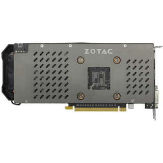 ZOTAC 索泰 GeForce GTX1060-6GD5 X-GAMING OC 显卡