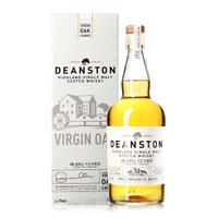 Deanston 汀斯顿 单一麦芽苏格兰威士忌 原始桶