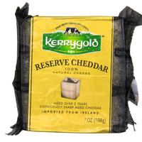 KERRYGOLD 金凯利 爱尔兰风味 陈年切达奶酪 198g