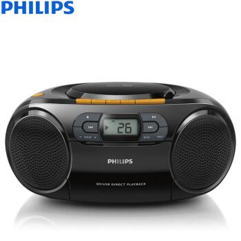 PHILIPS 飞利浦 AZ329/93 CD 磁带机