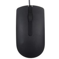 学生价:DELL 戴尔 MS116 有线鼠标  黑色
