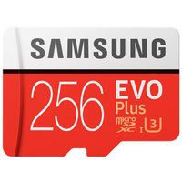 SAMSUNG 三星 EVO Plus TF(MicroSD)存儲卡 256GB