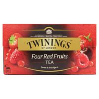 TWININGS 川宁 四红果果香红茶 50g