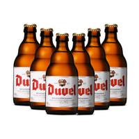 Duvel 督威 黄金啤酒 330ml*6瓶 *4件